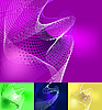 Techno pattern | Stock Vector Graphics