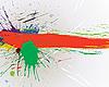 Vector clipart: grunge background