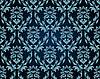 Vector clipart: seamless damask pattern