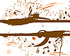 Vector clipart: musical grunge