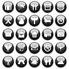 Travel icons set | Stock Vector Graphics