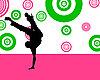 Vector clipart: dancer
