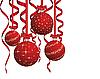 Vector clipart: Christmas (New Year) card