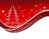 Vector clipart: christmas card