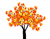 Vector clipart: maple tree