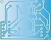 Vector clipart: electrical scheme