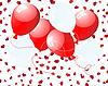 ID 3213415   Balloons on hearts   Stock Vector Graphics   CLIPARTO