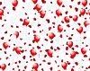 ID 3213419 | Balloons on hearts | Stock Vector Graphics | CLIPARTO