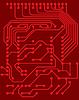 Векторный клипарт: электрическая схема