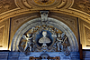 ID 3232971   Bust of Pontifex on one of arches of Vatican   High resolution stock photo   CLIPARTO