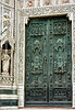 ID 3233067 | Gate of main Cathedral in Florence | High resolution stock photo | CLIPARTO