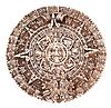 Photo 300 DPI: aztec calendar