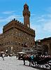 著名的旧宫。意大利。佛罗伦萨 | 免版税照片