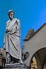 Statue of Dante | Stock Foto