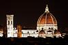 Night view of Florence Duomo | Stock Foto