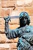 Judith和何乐弗尼雕像 | 免版税照片