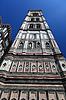 乔托`S钟楼 | 免版税照片