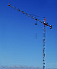 Construction crane | Stock Foto