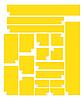 Векторный клипарт: желтые стикеры