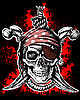 Vector clipart: Jolly Roger