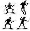 Vector clipart: rockers