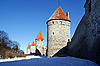 Old town in Tallinn | Stock Foto