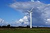Generator wiatrowy | Stock Foto