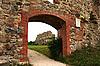 Laiuse城堡遗址 | 免版税照片