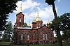 Photo 300 DPI: Holy Trinity Unitarian Church in Mustvee