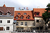 Buildings in old Tallinn | Stock Foto