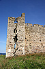 Ruins of Toolse castle | Stock Foto