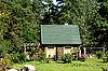 농촌 목조 주택 | Stock Foto