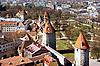 Stary Tallinn | Stock Foto