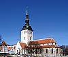 Old church in Tallinn | Stock Foto