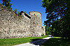 Haapsalu, old tower and walls | Stock Foto