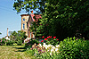 Lasila manor | Stock Foto