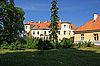 Manor of Krusenstern | Stock Foto