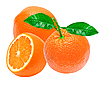 Apfelsinen | Stock Foto