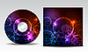 Vector clipart: CD cover design