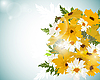 Vector clipart: Elegant bouquet of flowers