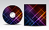 Vector clipart: CD cover design