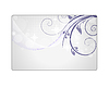 Vector clipart: Beautiful gift card