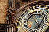 Astronomical Clock In Prague | Stock Foto