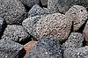 Volcanic Foam | Stock Foto