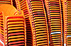 ID 3106173 | Plastikstühle | Foto mit hoher Auflösung | CLIPARTO