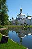 圣尼古拉斯教堂托尔加修道院 | 免版税照片
