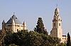 ID 3106396 | Kościół Zaśnięcia Najświętszej Marii Panny w Jerozolimie | Foto stockowe wysokiej rozdzielczości | KLIPARTO