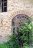 Mill Abanodened del Portal | Foto de stock
