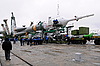 ID 3117578 | Statek kosmiczny Sojuz na Launch Pad | Foto stockowe wysokiej rozdzielczości | KLIPARTO