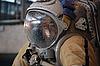 ID 3119170 | US Astronaut Michael Barratt po treningu na HYDROLAB | Foto stockowe wysokiej rozdzielczości | KLIPARTO